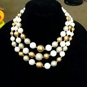 Vintage Tristring Necklace
